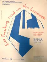 Bauhaus-Plakat, Ausstellung der PFS
