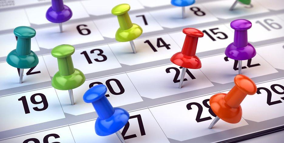 Klick: zum Terminkalender
