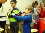 Ist Klarinette-spielen leichter als Flöten?