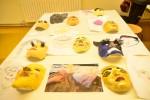 Masken für das TUSCH-Projekt