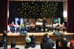 ...wurde von unseren jungen Musikern aus den 3. und 4. Klassen...