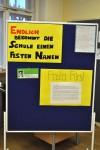 Alle Eltern und Pädagog/-innen konnten ihre Voten für einen neuen Schulnamen abgeben...